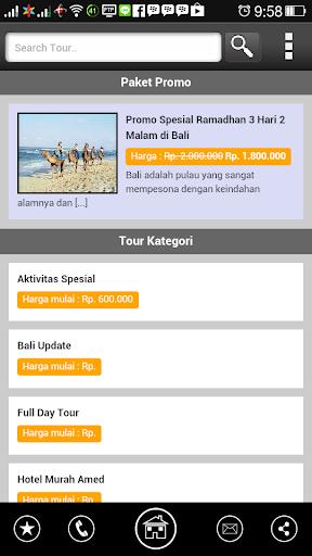 Wisata Bali Sempurna