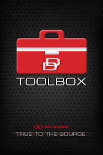 DD Toolbox- screenshot thumbnail