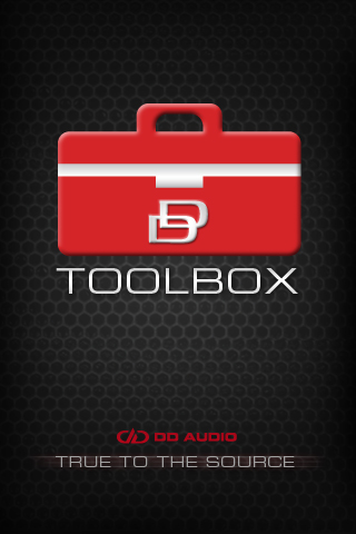 DD Toolbox- screenshot
