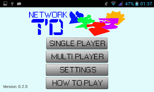 Network TD(β)- screenshot thumbnail
