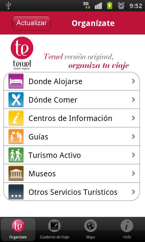 Teruel V.O.- screenshot
