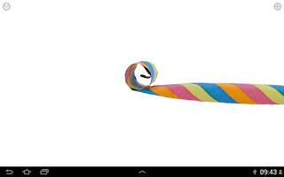 Screenshot of Party Horn