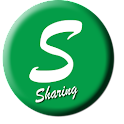Sharing GPS logo