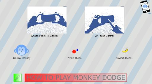 Monkey Dodge Ball