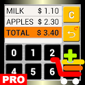 SHOP CALC Pro: Shopping List icon