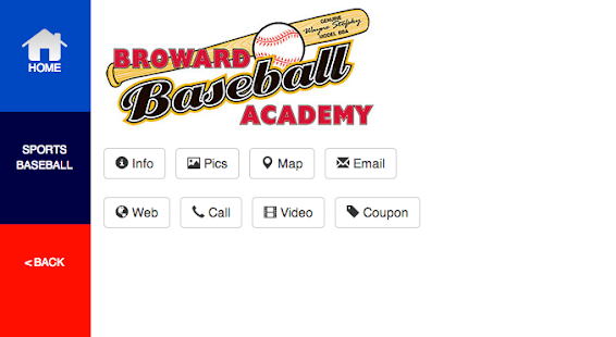 Sports & Activities Directory- screenshot thumbnail