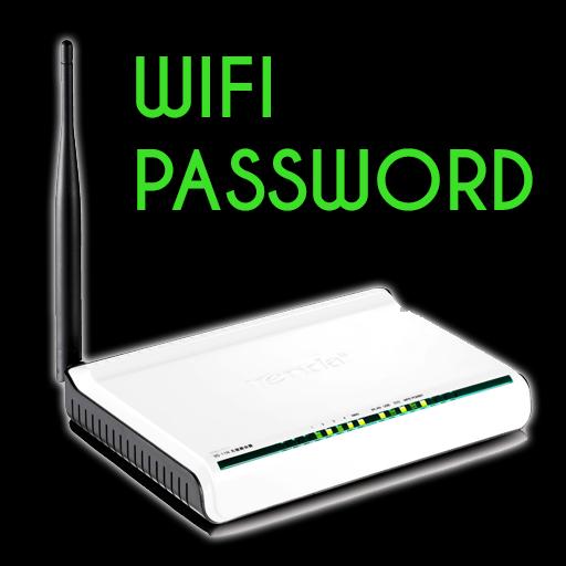 无线网络密码的高手 工具 App LOGO-APP試玩