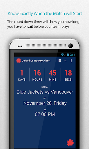 Columbus Hockey Alarm