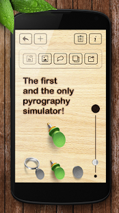 Pyrography Screenshot 4