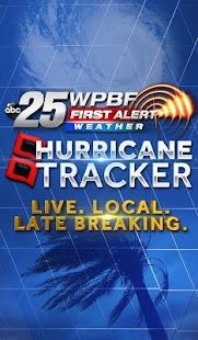 Hurricane Tracker WPBF 25 - screenshot thumbnail