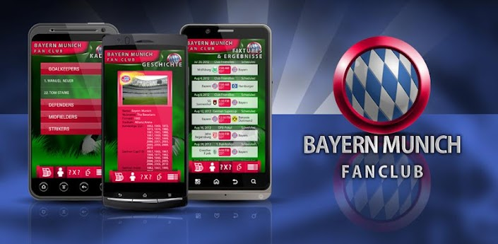 Bayern Munich Fan Club 2.0 apk