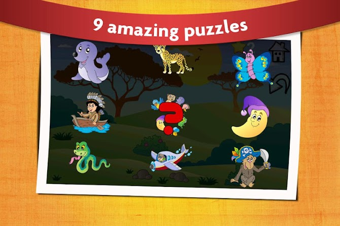 Peg Puzzle 2 Toddler Shape Puzzles (Full Version) Android 19