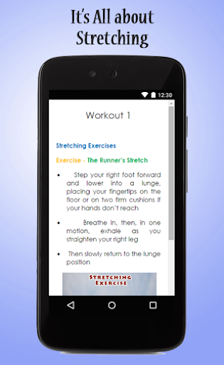 【免費健康App】Stretching Exercise Guide-APP點子