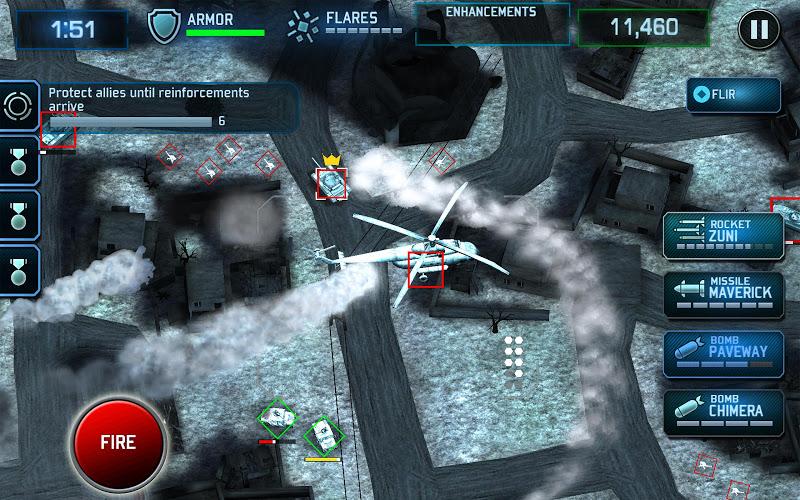 Drone Shadow Strike Screenshot 13