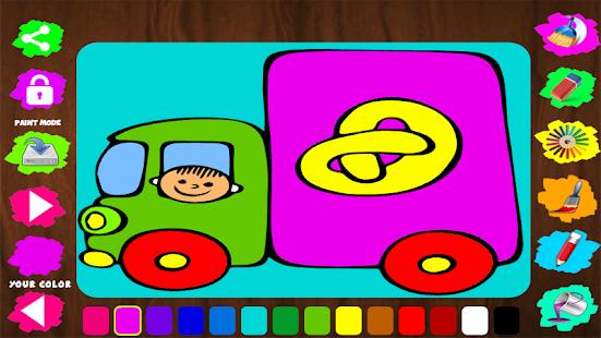 玩免費休閒APP|下載婴儿汽车画册 app不用錢|硬是要APP