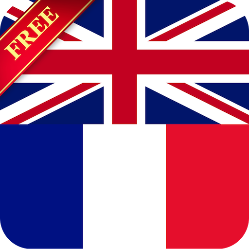 Offline English French Dictionary Icon