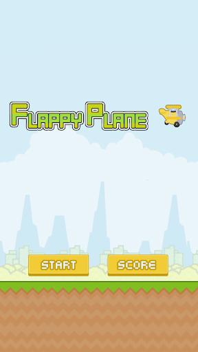 Flappy Plane - Tap Tap