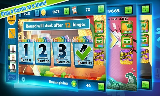 Bingo Fever - Free Bingo Game- screenshot thumbnail