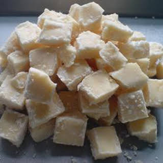 Scottish Tablet (Fudge).