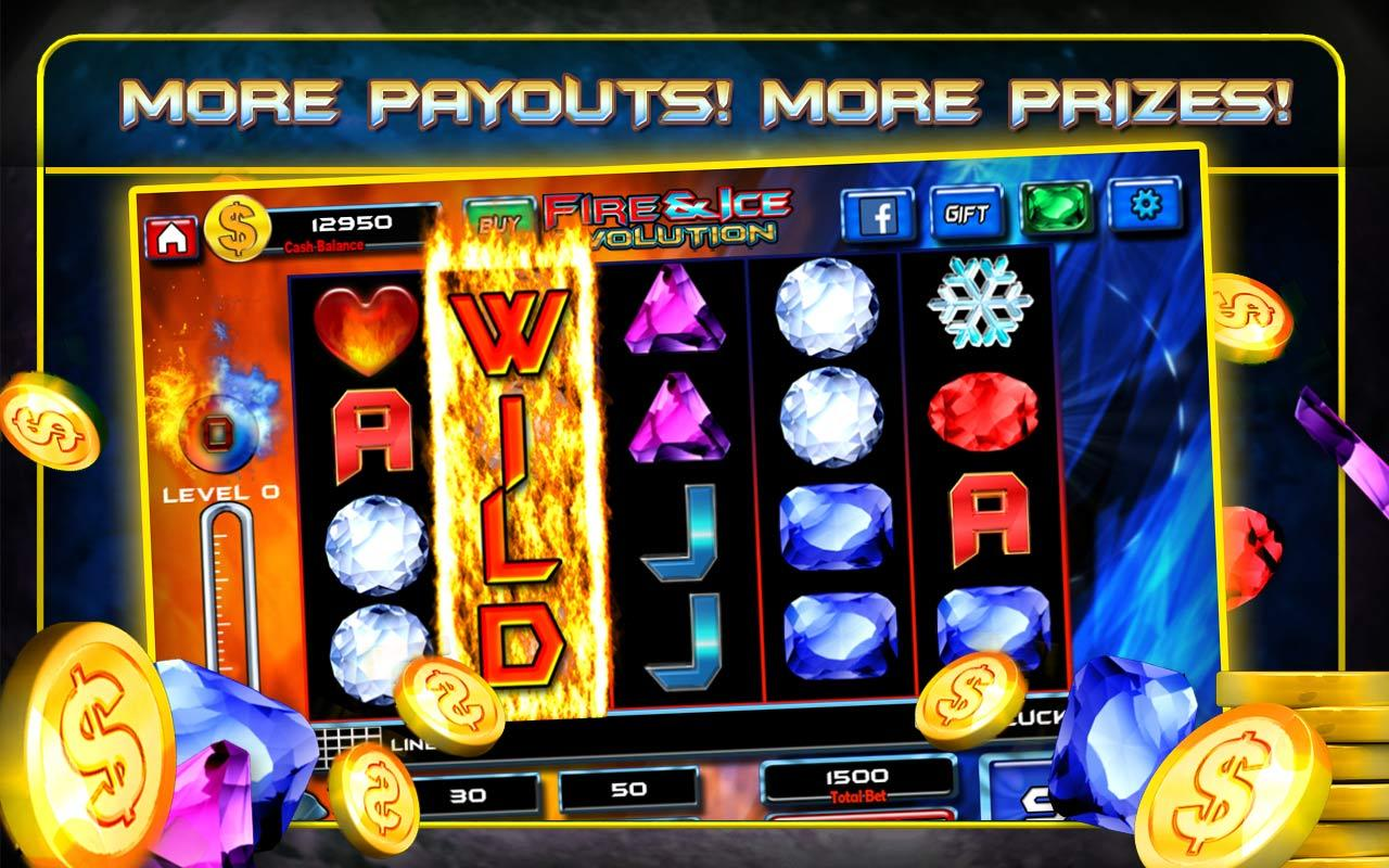 Guardians of Fire & Ice Slot Machine - Play it Now for Free