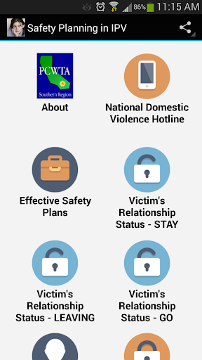 Safety Planning in IPV