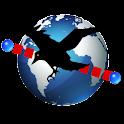 Crow GPS logo