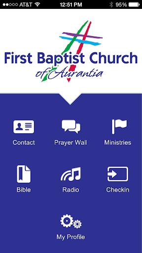 First Baptist Aurantia