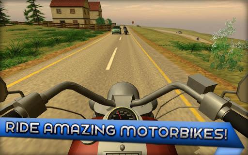 Motorcycle Driving 3D 1.4.0 screenshots 10