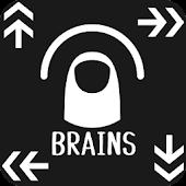 BRAINS(片手で簡単暇つぶしゲーム)