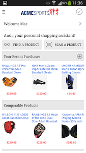 In-Store Shopper screenshot 1