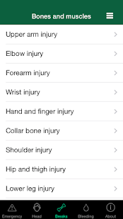 First Aid For Cyclists- screenshot thumbnail