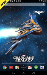Guardians of the Galaxy LWP v1.03