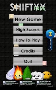 Shiftyx Free- screenshot thumbnail