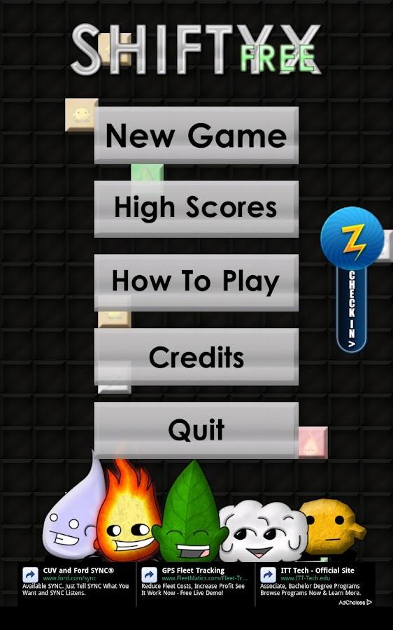 Shiftyx Free- screenshot