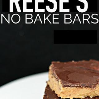 No Bake Reeses Bars
