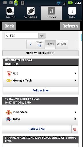 【免費運動App】Auburn Football Live-APP點子