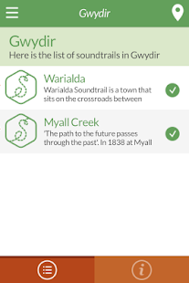 Soundtrails- screenshot thumbnail