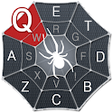 Spider Keyboard™ PRO (Deutsch) icon