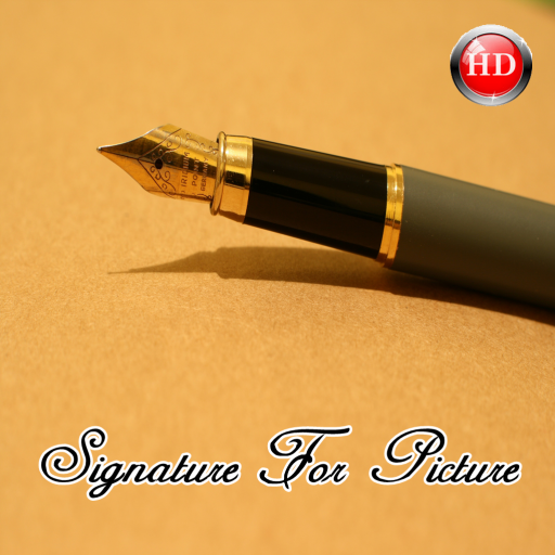Signature For Picture