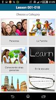 Screenshot of Learn English (Great Britain)