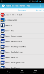 RadioPodcast France Free - screenshot thumbnail