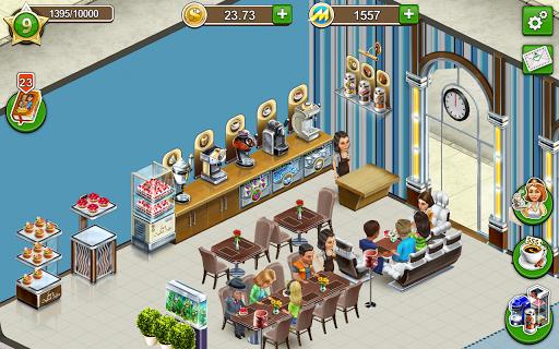 Кофейня: бизнес-симулятор кафе для планшетов на Android