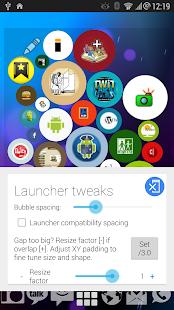 Bubble Cloud Widgets + Wear - screenshot