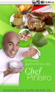 Chef Pineiro- screenshot thumbnail