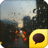 KakaoTalk Theme - The RainyDay
