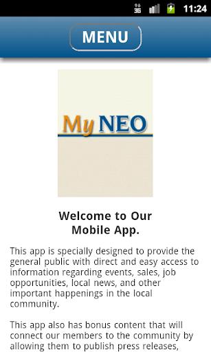 My Neo Mobile App