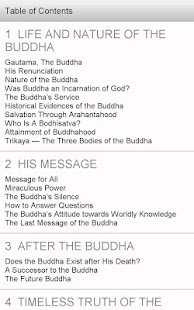 What Buddhists Believe- screenshot thumbnail