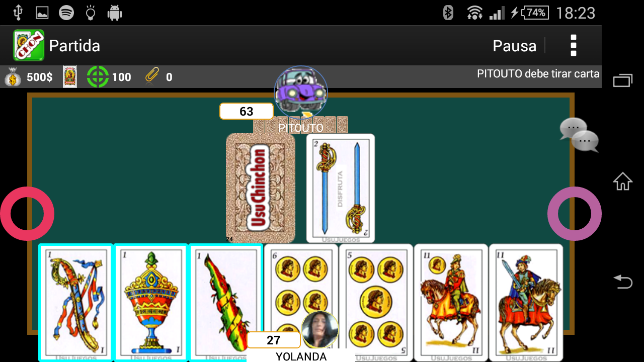 Chinchon UsuChinchon- screenshot