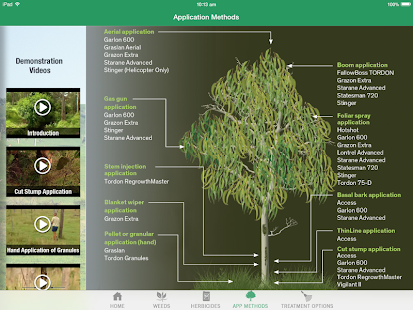 Woody Weeds for tablets- screenshot thumbnail