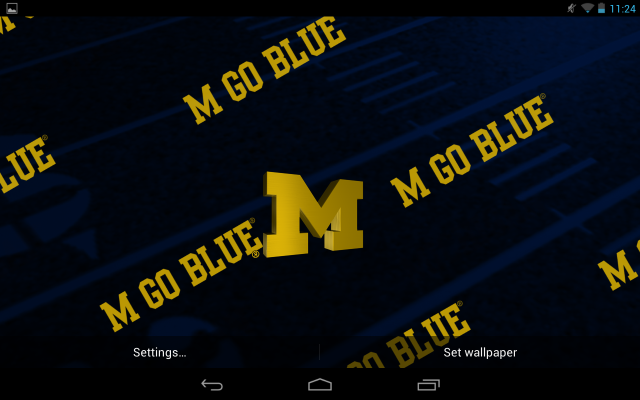 Michigan Wolverines Football Iphone Wallpaper
